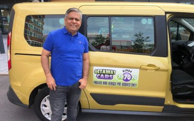 TV Chefs Choose Getaway Cars